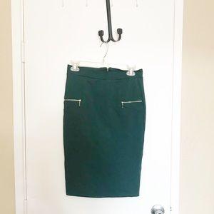 Haute Monde Pencil Skirt